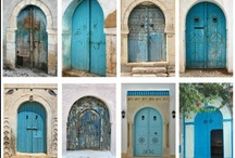 Inspiring doorways / Open the door and see where it takes you.  / by Anita Nowinska Art