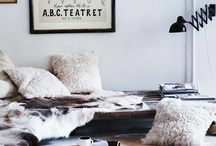 My Ideal Crib / Neutrals, cozy, homely, fabulous.