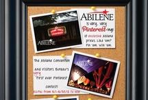 Abilene is very, very Pinterest-ing! / by Abilene CVB
