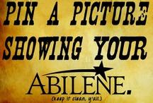 MY Abilene / by Abilene CVB
