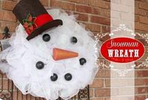 I LOVE snowmen!!! / by Amy Weldon