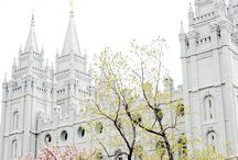 LDS Temples / by Luanna Demetter