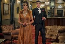 "Tony's ""Great Gatsby"" Birthday / My <3 is turning 28 and this is going to be his first real Bday Party Ever! We are going with a Great Gatsby Casino Speakeasy Theme! Excited! / by Sabrina Reyes"