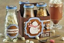Craft - Frappuccino Bottles & Jars / by Scarlet Tippetts