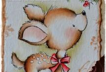 Craft - X-Mas Cards / by Scarlet Tippetts