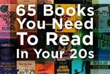 Bookworm / Books I've read or want to read / by Amy Phelps