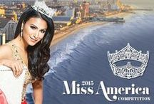 Miss America 2015 Contestants / by Miss America Organization
