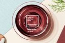 Pantone Color Of The Year. / All things in Marsala for 2015.