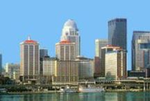 Louisville, Kentucky / Home Sweet Home  / by Donna Long