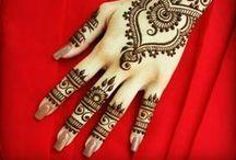 Hobby - Henna / Mehndi / Tattoos / by Scarlet Tippetts