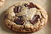 Cookies / Crunchy, chewy, gooey
