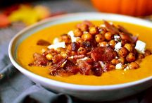 Fall Recipes / Crisp autumn air, picking apples, hay rack rides, and everything pumpkin!