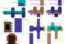 MineCraft / All about #MineCraft #CRAFT #decoration, #art  and #game complete minecraft #crafting #guide showing crafting #recipes for every possible item.  Minecraft is a game about placing blocks to build anything you can imagine.