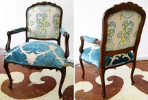 Chair Love / #chairs I love that inspire and make me happy