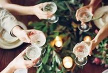Gatherings / Gathering the ones you love around a table, serving a good meal, and engaging in colorful conversation creates some of life's best moments. Find some ideas and inspirations to make your next gathering unforgettable.