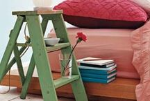 DIY: Things to make from old ladders / by Mary Eicher