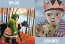 Discounts on Cards / We occasionally offer time limited discount codes on our Art greeting cards. / by Art Cove Greeting Cards and Blog
