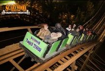 Scarywood Haunted Nights / by Silverwood Theme Park