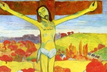 Religious Art ~ Paintings / Collection of beautiful Christian paintings, from early icons to contemporary works by inspired artists. / by Greg LeFever