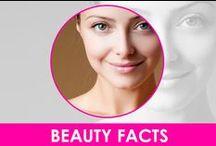 Beauty Facts / by Stylecraze