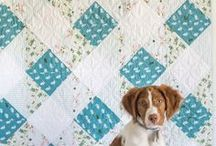IDEAS: Quilts / Inspirational quilts - Fabulous quilts, quilt ideas, quilt tutorials and quilt patterns
