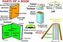 Book: Terms of Use / Vocabulary of a book / by Mary Eicher