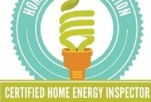 #GoBIG Home Energy Home Inspection Infographics / by Baker Inspection Group, Home Inspectors