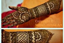 Awesome Mehndi Designs / Mehendi designs to adorn your beautiful hands. Unravel elegant & classic designs here. / by Stylecraze