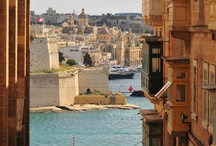 Malta my home / The Maltese Archipelago, a golden nugget of history at every corner set like a glistening topaz in a sea of sapphire