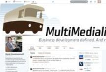 Twitter since March 2007 / Developing and generating new business through entrepreneurship & consistent professional use of online & offline media tools. Call me anytime +31681428399. Delft, Netherlands · http://multimedialist.nl