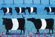 Ailsa Black / by Art Cove Greeting Cards and Blog