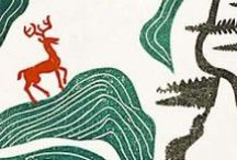 Edward Bawden / by Art Cove Greeting Cards and Blog