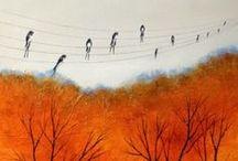 Deborah Eileen Burrow / by Art Cove Greeting Cards and Blog