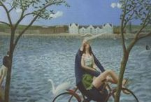 David Eustace / by Art Cove Greeting Cards and Blog