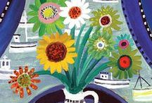 Alan Furneaux / by Art Cove Greeting Cards and Blog