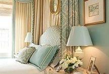 Bedrooms / by Danelle Knapp