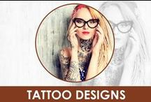 The Art Of Tattoos / If your body is a temple, why not decorate the walls? Decoration ideas available here! / by Stylecraze