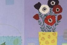 Emma Williams / British Painter / by Art Cove Greeting Cards and Blog