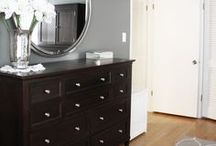 New Home Master Bedroom / by Michelle Johnson Carr