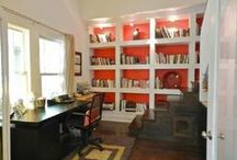 New Home Family Room / by Michelle Johnson Carr
