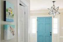 New Home Entry  / by Michelle Johnson Carr
