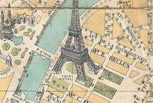 Maps / by Danelle Knapp