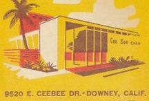 Midcentury Modern / Dedicated to mid century modern aesthetic... design, advertising, architecture.
