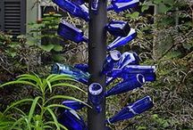BOTTLE TREES  / by Mary Mills