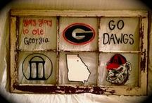 UGA  / by Maggie McCarty