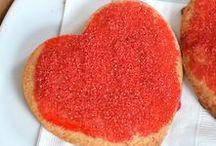Delicious Valentine's Day / Homemade Valentine's Day treats!
