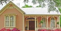 gothic revival / carpenter's gothic/italianate