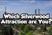 For the Kiddos! / Here are some fun crafts and games to prepare your kids for Silverwood!