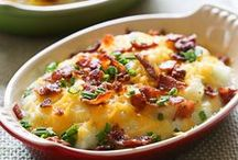 Healthy Eats - Sides / Clean Eating - Low Carb Side Dishes / by Michelle Johnson Carr