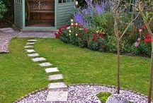 Home - Outdoor Landscaping / Beds and Walkways / by Beverly Austin